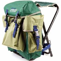 Matt Hayes Fishing Camping / Shooting Folding Rucksack Chair