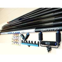 Shakespeare Omni Pole Kit ready to Fish